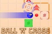 Spelletje Ball 'n Cross Spelen