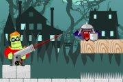 Spelletje Monsters Vernietigen Spelen