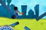Spelletje Chalkzone Racer Spelen
