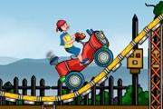 Spelletje Coaster Bike Spelen