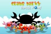 Spelletje Crabs Party Spelen