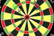 Spelletje Crazy Darts Spelen
