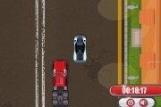 Spelletje Vrachtwagen Race Spelen