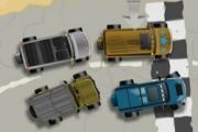 Spelletje Dakar Jeep Race Spelen