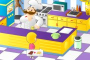 Spelletje Diner Chef 2 Spelen