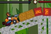Spelletje Dino Bots Race Spelen
