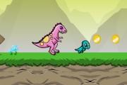 Spelletje Dino Rush Spelen