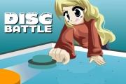 Spelletje Disc Battle Spelen