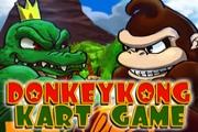 Spelletje DonkeyKong Kart Spelen