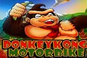 Spelletje DonkeyKong Motorbike Spelen