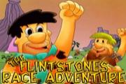 Spelletje Flintstone Race Adventure Spelen