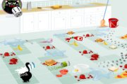 Spelletje Fluffy Keuken Spel Spelen