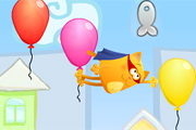 Spelletje Fly Meow Spelen