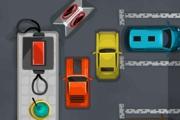 Spelletje Gasstation Parking Spelen
