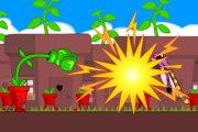 Spelletje Super Plant Spelen