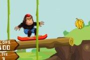 Spelletje Surfing Gorilla Spelen