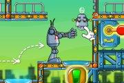 Spelletje Robot Joe Spelen