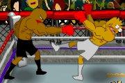 Spelletje Kickboxen Spelen