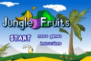 Spelletje Jungle Fruits Spelen