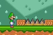 Spelletje Luigi Adventure Spelen