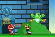 Spelletje Mario Save Eggs Spelen