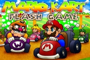 Spelletje Mario Kart Spelen