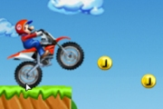 Spelletje Mario Motorcross Spelen