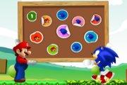 Spelletje Mario En Sonic Spelen