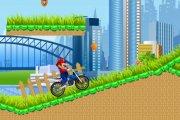 Spelletje Mario ride Spelen
