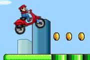 Spelletje Mario Scooter Trip Spelen