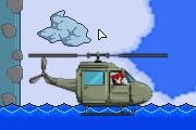 Spelletje Mario Helicopter 2 Spelen
