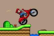 Spelletje Mario Motorbike 2 Spelen