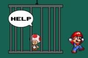 Spelletje Mario Save Toad Spelen
