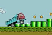 Spelletje Mario Truck Spelen