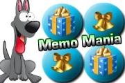 Spelletje Dog Memory Spelen