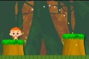 Spelletje Monkey Jump Spelen