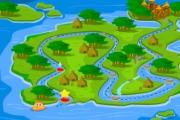 Spelletje Monkey Boat Spelen