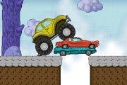 Spelletje Monster Truck Race Spelen