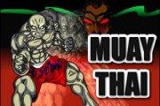 Spelletje Muay Thai Spelen