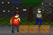 Spelletje Night Robbers Spelen
