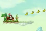Spelletje Picking Bananas Spelen