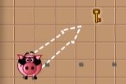 Spelletje Pig Robber Spelen