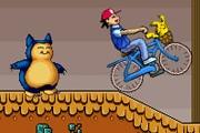 Spelletje Pokemon Bike Spelen