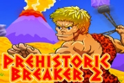 Spelletje Prehistoric Breaker 2 Spelen