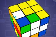 Spelletje Puzzle Cube Spelen