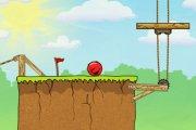 Spelletje Red Ball 3 Spelen