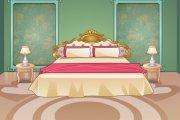 Spelletje Royale Slaapkamer Spelen