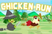 Spelletje Run Chicken Spelen