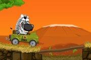 Spelletje Safari Ritje Spelen