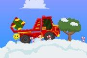 Spelletje Santa Truck 2 Spelen